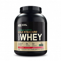 WHEY Gold Standart 100 % Naturally Flavored  2170гр.
